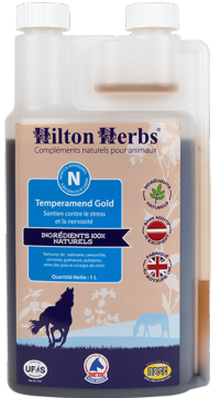 Temperamend Gold l'anti-stress d'Hilton Herbs