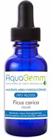 Aquagemm figuier contre le Stress