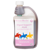 Digest Support Plus apaise la digestion des chevaux de sport